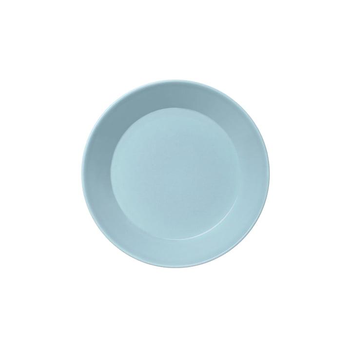 Iittala - Teema Plate plat Ø 17 cm, lichtblauw