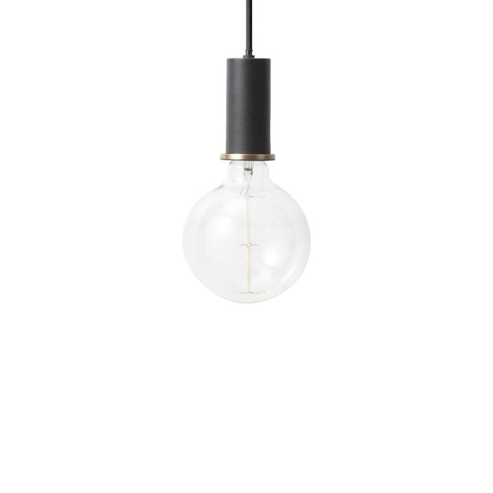 ferm Living - Socket hanger Laag, zwart