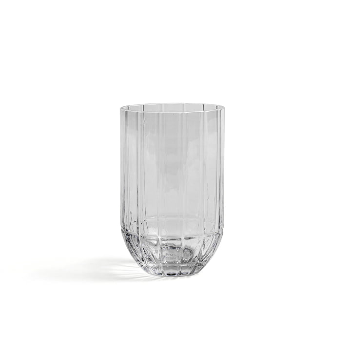 Hay - Colour Vaas Glazen vaas, M, transparant