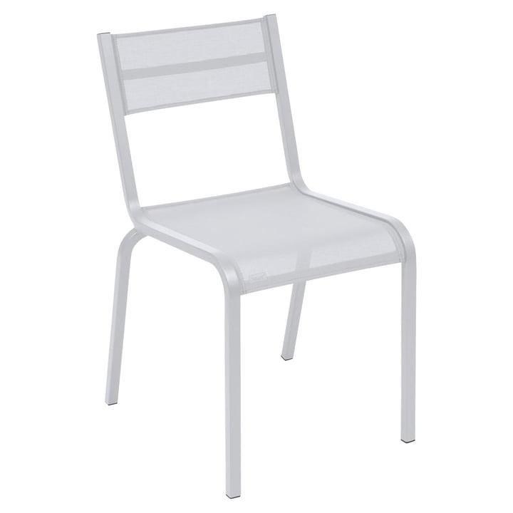 Oléron stoel van Fermob in katoen wit