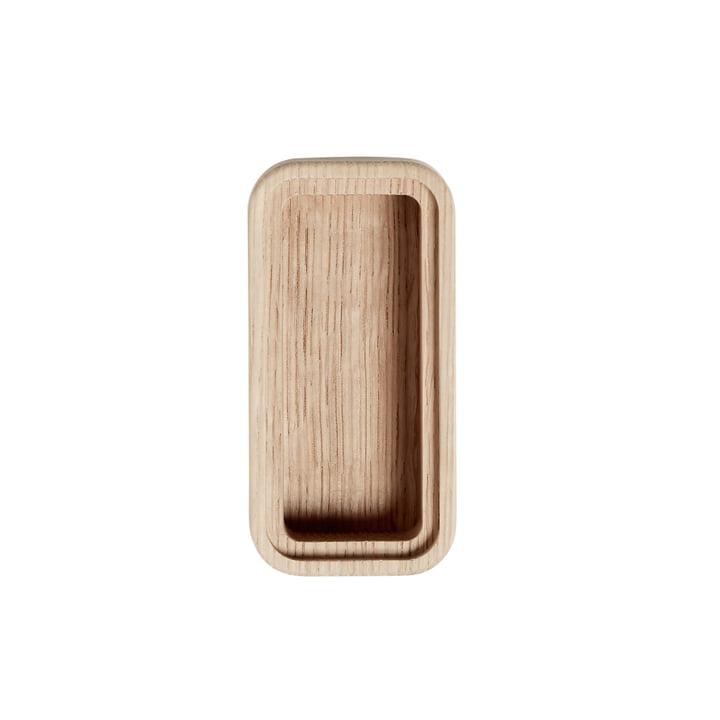 Create Me Box 6 x 12 cm van Andersen Furniture uit eikenhout met 1 compartiment