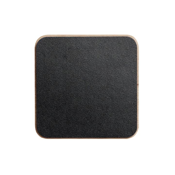 Creëer Me Deksel voor Doos 12 x 12 cm van Andersen Meubels in Diamant Zwart