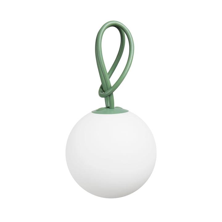 Bolleke hanglamp van Fatboy in industrieel groen