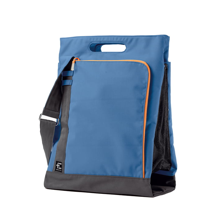 De Tama Kopu Beach Bag van Terra Nation in Blue