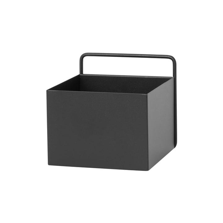 Muurdoos vierkant door ferm Wonen in zwart