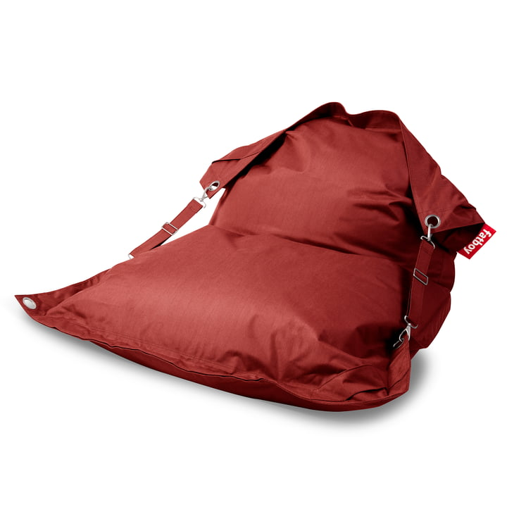 De Fatboy - Buggle-Up Outdoor zitzak, rood