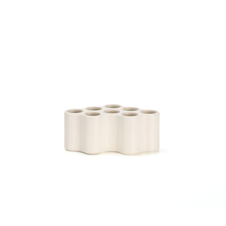 De Vitra - Nuage céramique vaas, S in het wit