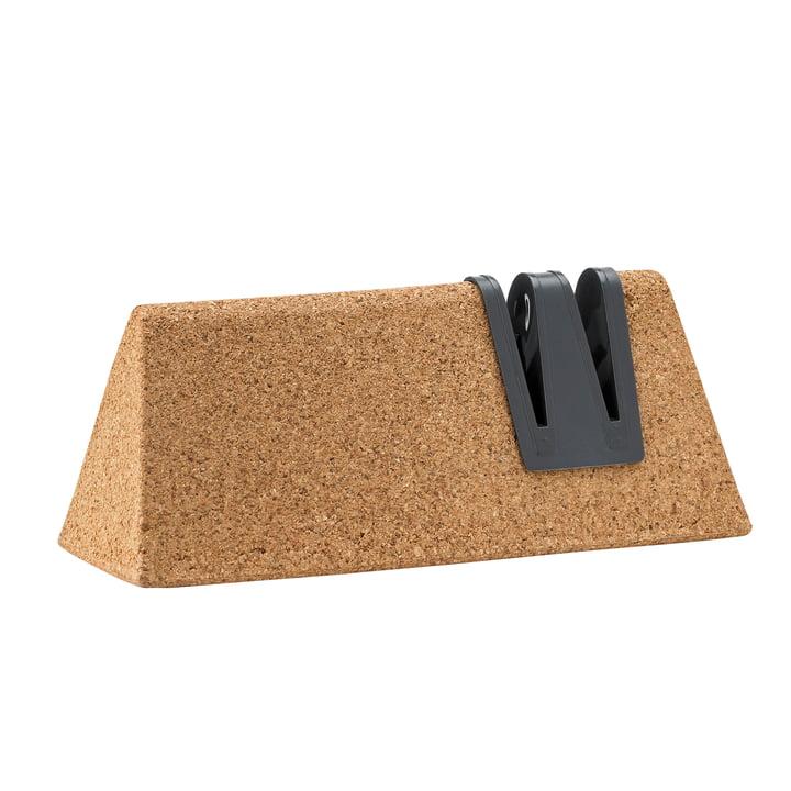 Slide-It messenslijper van Rig-Tig van Stelton gemaakt van kurk