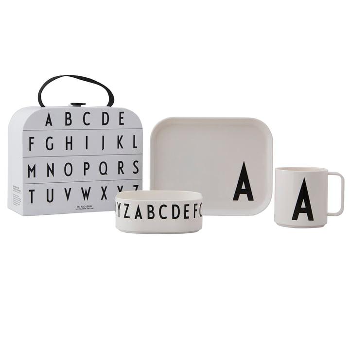 Kindergordelset incl. koffer A van Design Letters