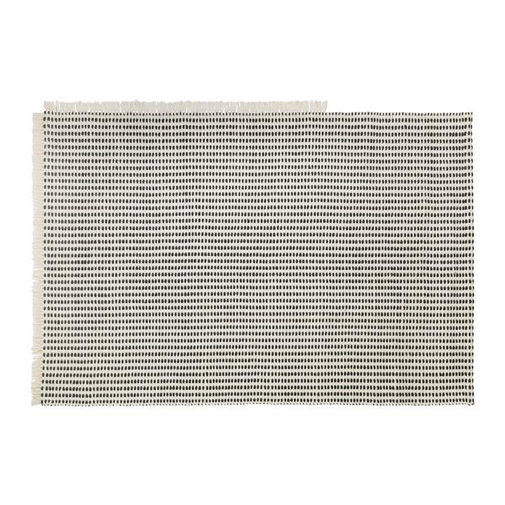 Way Outdoor tapijt, 140 x 200 cm in gebroken wit / blauw van ferm Living