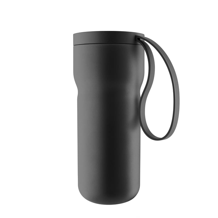 Nordic Kitchen Thermo Tea Mug van Eva Solo in zwart