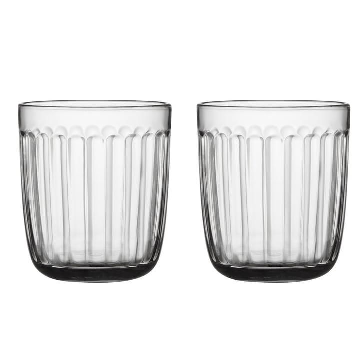 Raami drinkglas 26 cl (set van 2) uit Iittala in helder