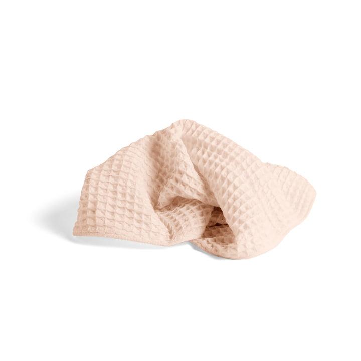 Reuze wafelhanddoek 100 x 50 cm van Hooi in naakt, in grote hoeveelheden.