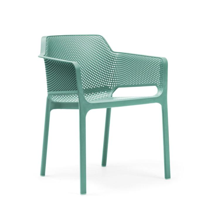 Net fauteuil van Nardi in salice