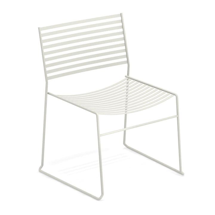 Aero loungestoel in het wit door Emu