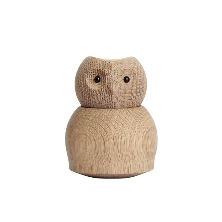 Uil klein van Andersen Meubilair van Andersen van eikenhout