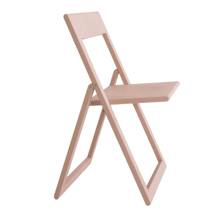 Aviva vouwstoel in roze van Magis