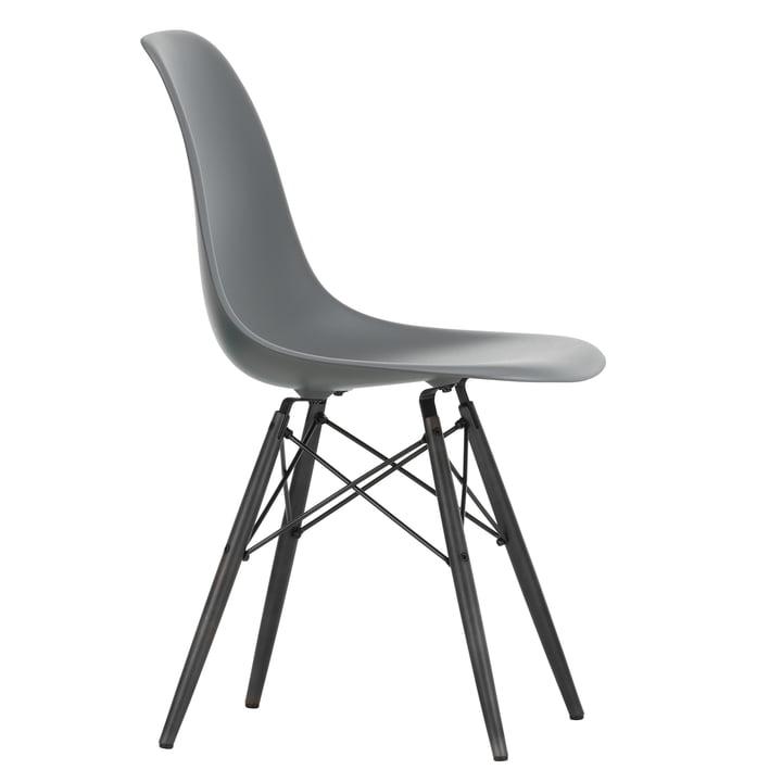 Vitra - Eames Kunststof zijstoel DSW | Connox