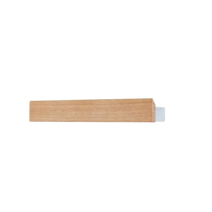 De Flex plank 40 cm in eiken / wit van Gejst