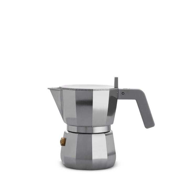 Moka espressomachine voor 1 kopje Moka espressomachine van Alessi