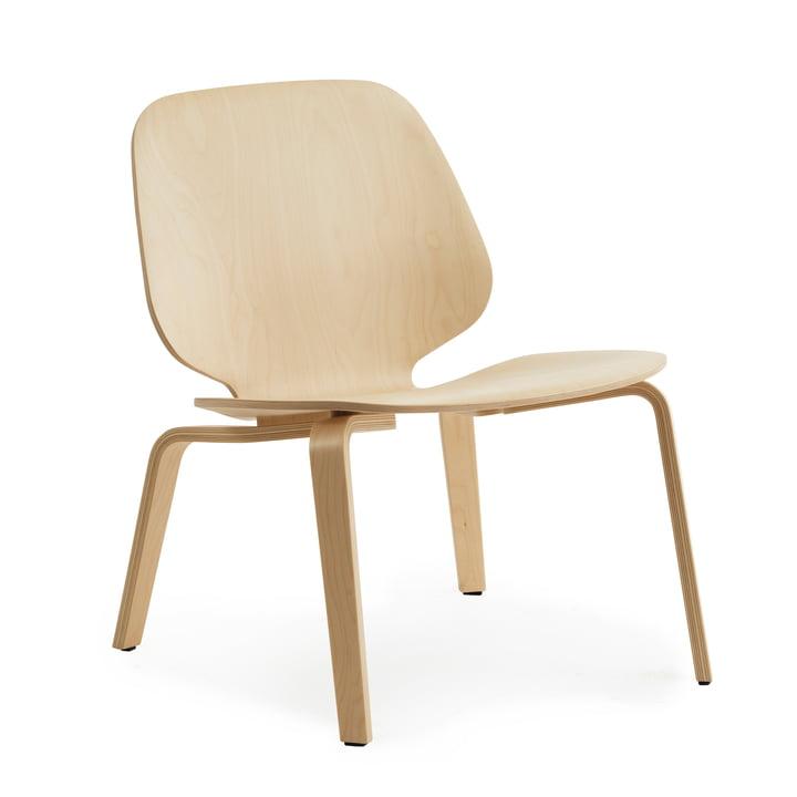 Mijn stoelensalon in berken door Normann Copenhagen