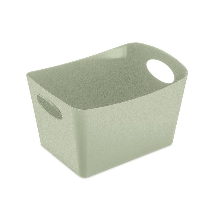 Boxxx S Opbergdoos in organic groen van Koziol