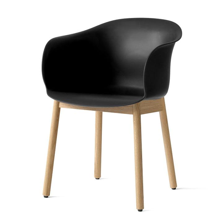 Elefy stoel JH30 in eiken / zwart door & traditie