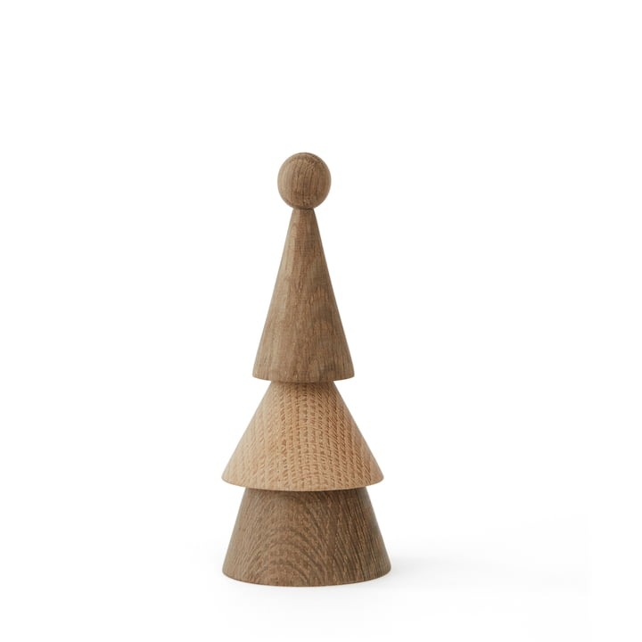Houten figuren Kerstmis, Kerstboom Piero klein van OYOYOY