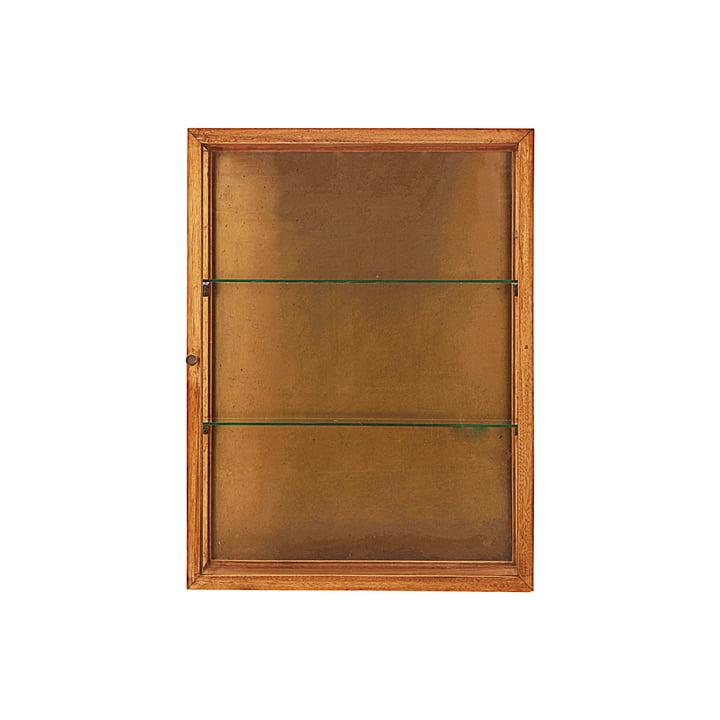 Madi houten vitrine 60 cm door Huisarts