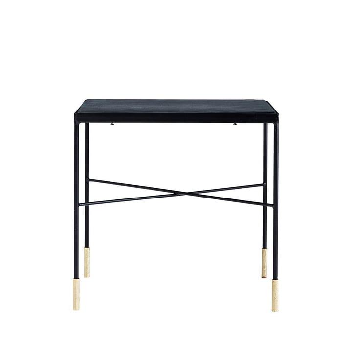 OX salontafel H 40 cm van House Doctor in het zwart