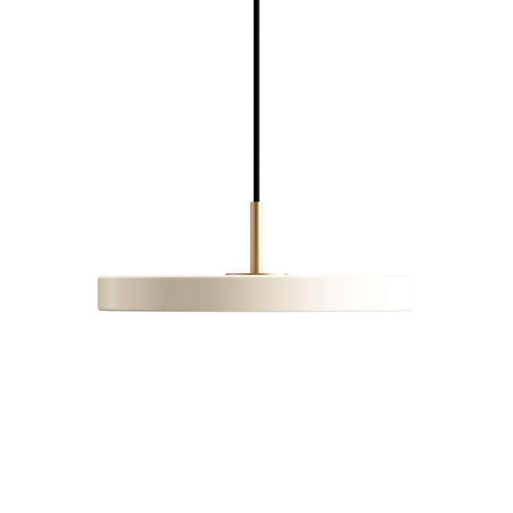 Asteria Mini LED hanglampje door Umage in parelmoer