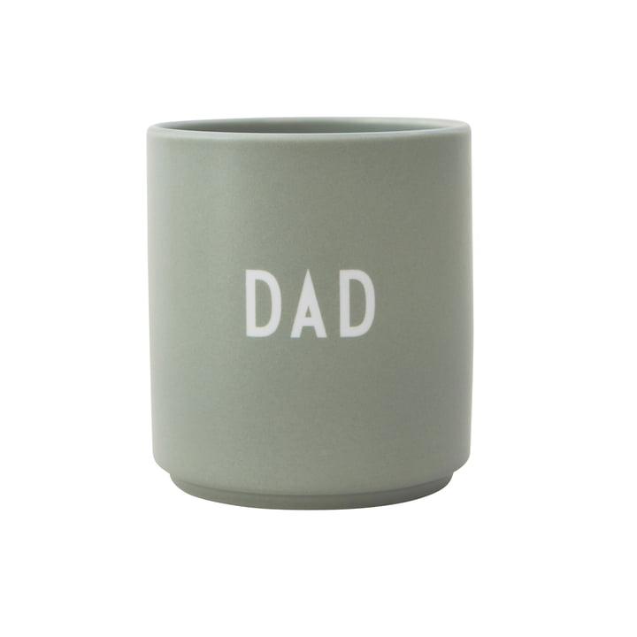 AJ Favourite porseleinen mok Dad van Design Letters