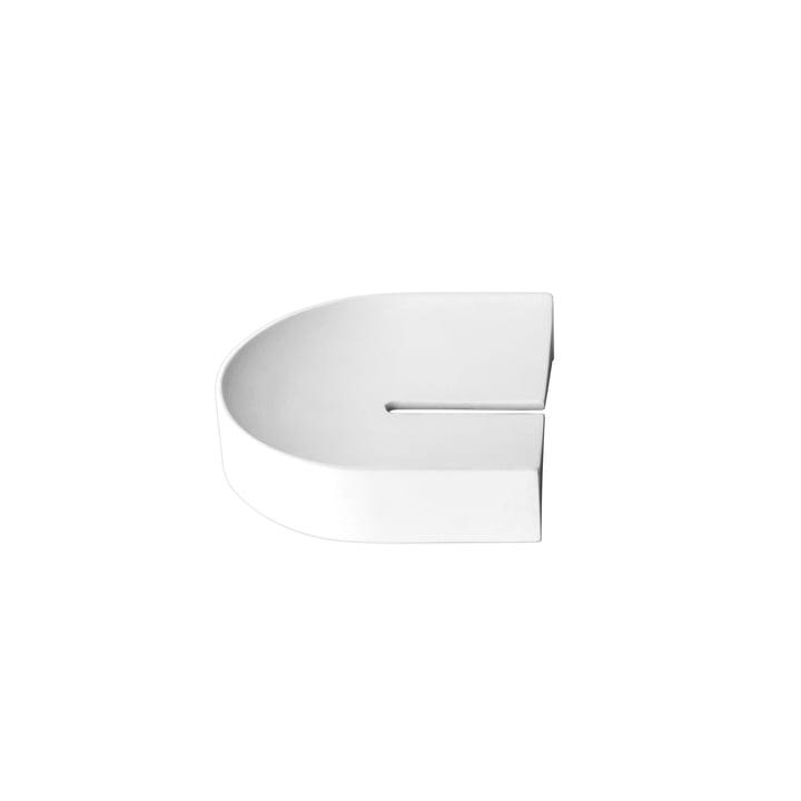 Boogschaal klein van Caussa in het wit