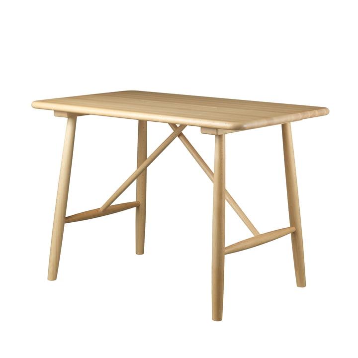 P10 kindertafel van FDB Møbler van FDB Møbler in blank gelakt beukenhout