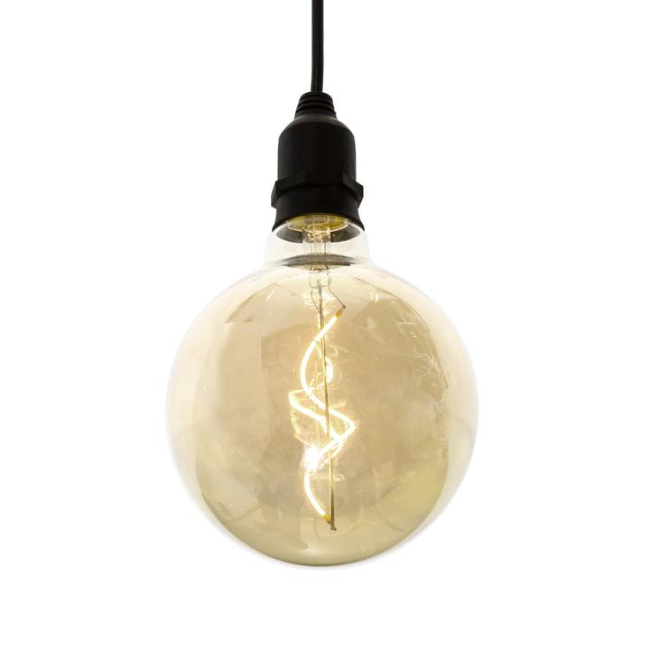LED pendelarmatuur zonder stekker voor gebruik binnen en buitenshuis