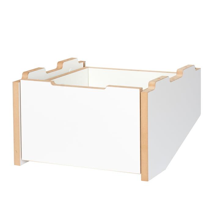 basismodule voor de basismodule van Tojo in het wit voor de ladingrolcontainer.
