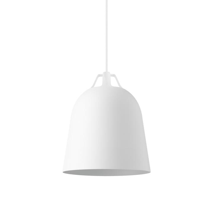 Klaver hanger klein Ø 21 x H 25 cm van Eva Solo in het wit