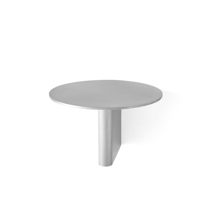 Zuilenrek JA1 Ø 25 cm van de & traditie in aluminium