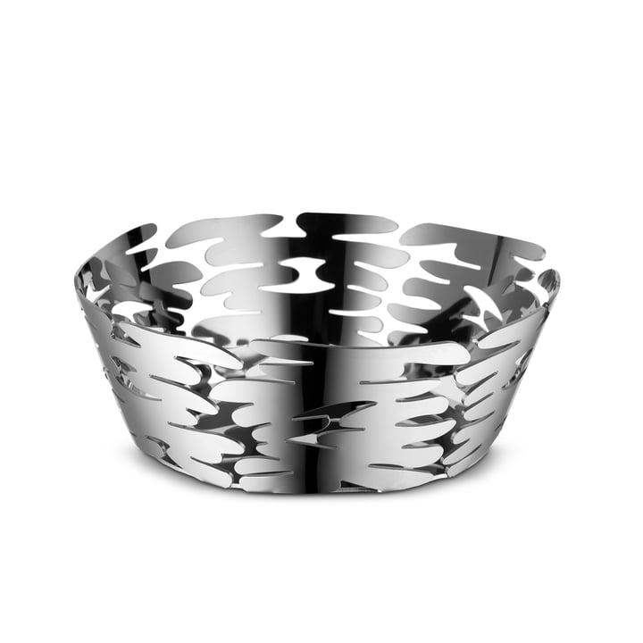 Barketbak Ø 18 cm van Alessi in roestvrij staal