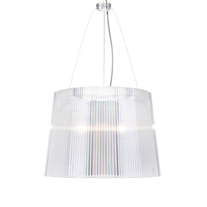 Gè hanglamp van Kartell, transparant door Kartell