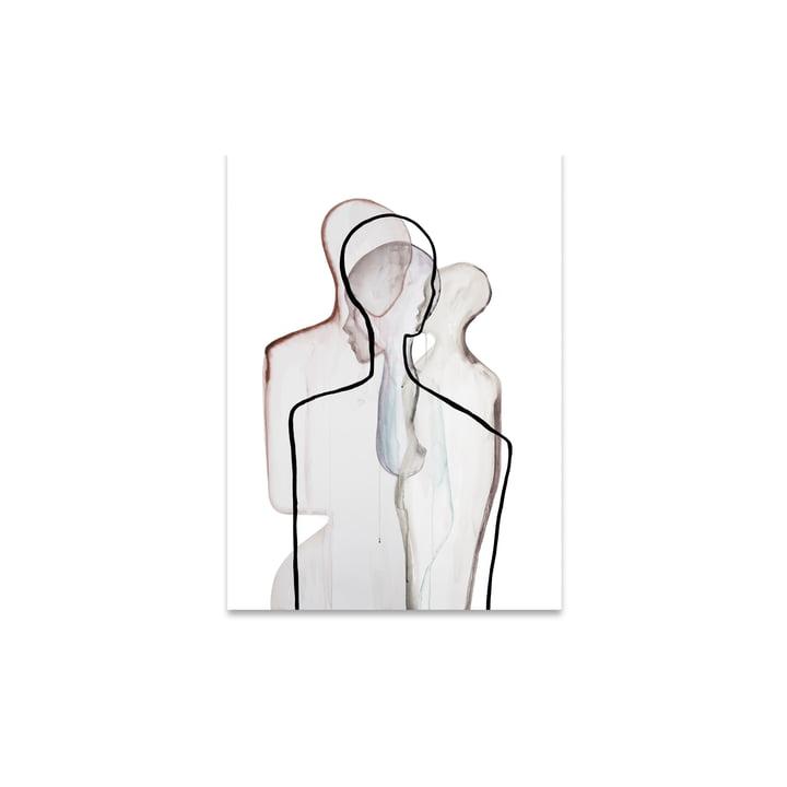 Mother 30 x 40 cm van Paper Collective