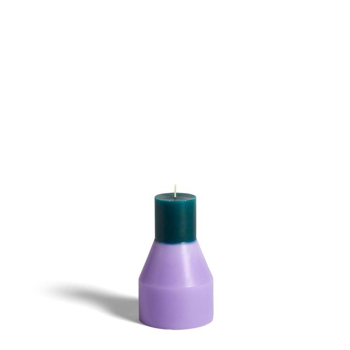Pillar Kaars, lavendel, S van Hay