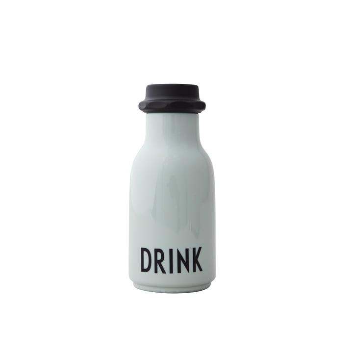 Kinderwaterfles 0,33 l, drinken/groen van Design Letters
