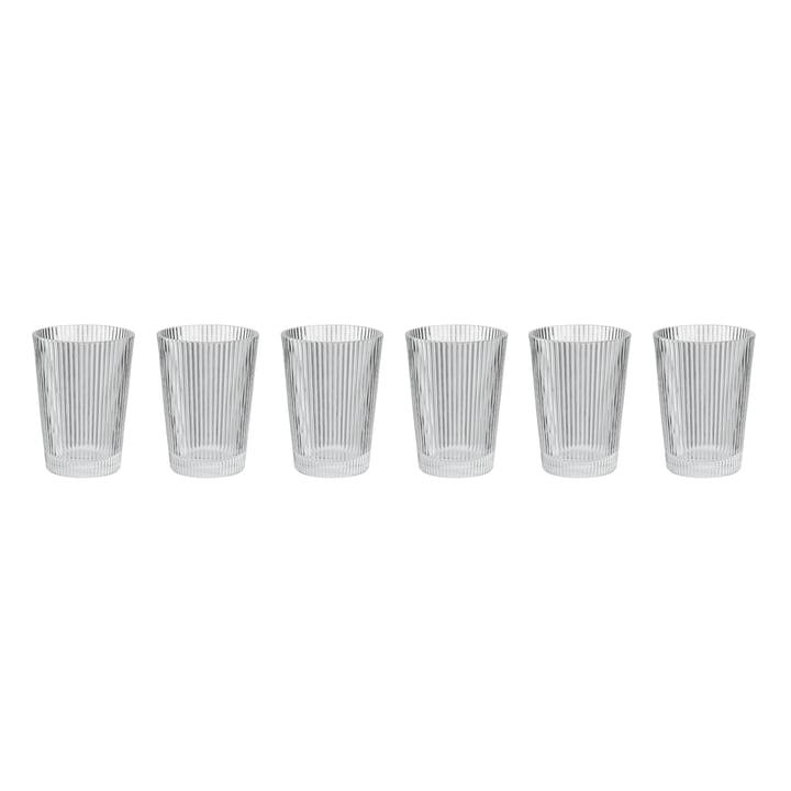 Pilastro Drinkglas (set van 6) van Stelton