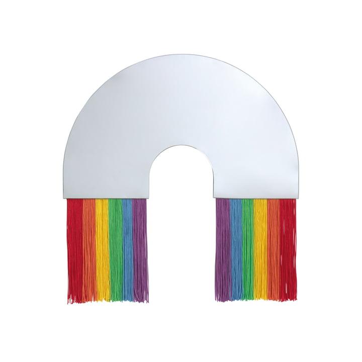 Rainbow Wandspiegel M van Doiy