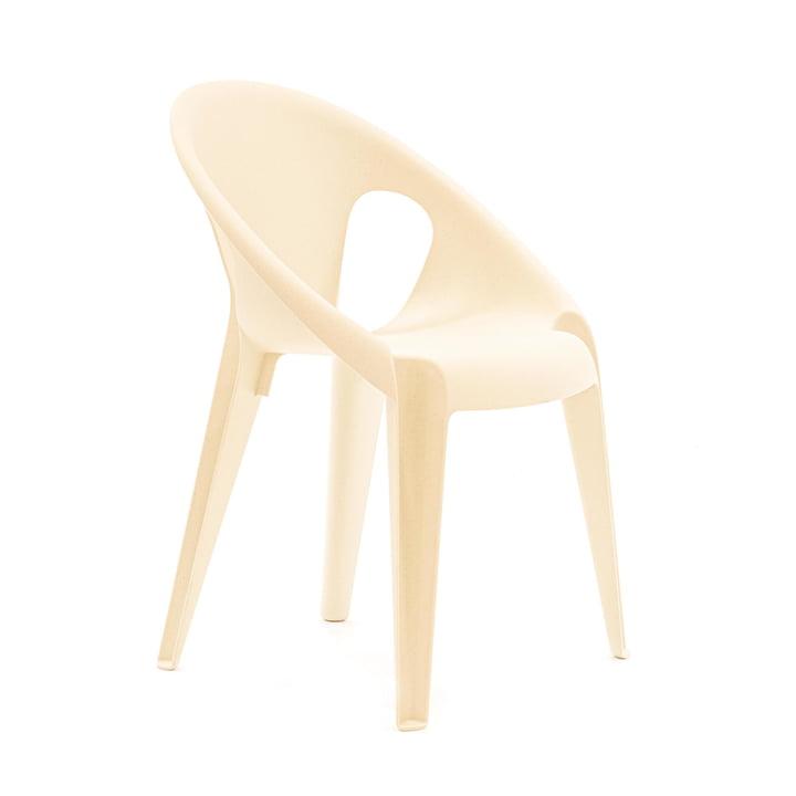 Bell Chair van Magis in de middag wit