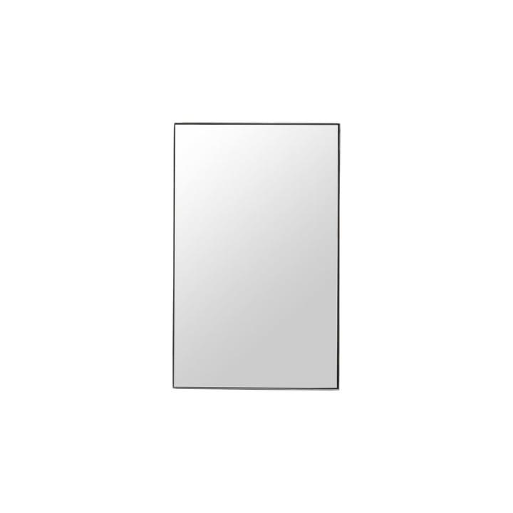 Spiegel met lijst, Raw, 50 x 80 cm, zwarte lijst van House Doctor