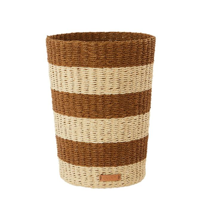 De Gomi prullenbak, karamel door OYOY