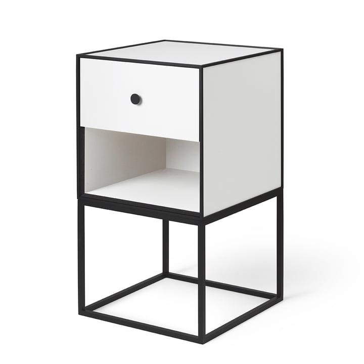 Frame Sideboard 35 (incl. lade), wit van by Lassen