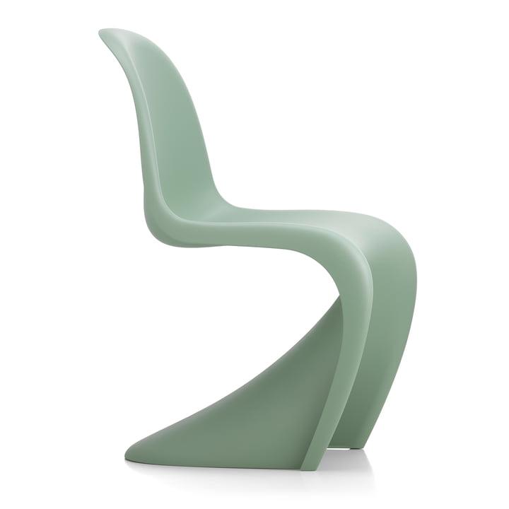 Panton Chair , zachte munt (nieuwe hoogte) van Vitra